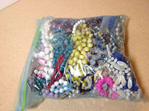 60 plus necklaces - bead, pearl, she'll, jade, glass Cambridge Kitchener Area image 5