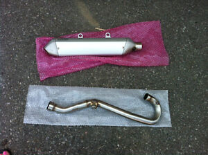 2010 KTM 450 Exhaust - New