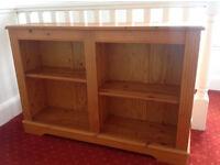Wooden Bookcase (Pine)