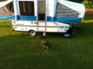 1997 viking tent trailer