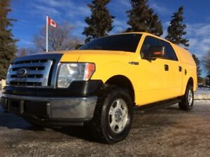 2010 Ford F-150, SUPERCREW, XLT-PKG, AUTO, 4X4, LOADED!