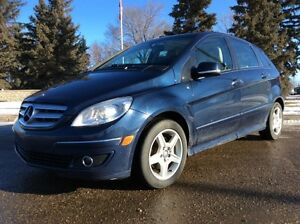 2008 Mercedes Benz B200, TURBO, AUTO, LOADED, ROOF, 141K, $7,000