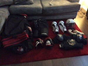 Hockey Equipment complet