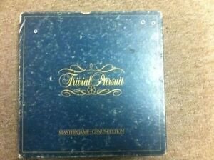 Trivial Pursuit game and Wits End game at n/c