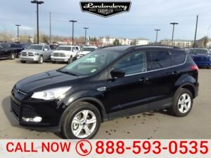 2016 Ford Escape AWD SE ECOBOOST Heated Seats,  Back-up Cam,  Bl
