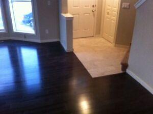 Hardwood & Laminate Floor Installations / stairs Kitchener / Waterloo Kitchener Area image 7