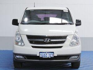 2011 Hyundai iMAX TQ MY11 White 5 Speed Automatic Wagon Jandakot Cockburn Area Preview