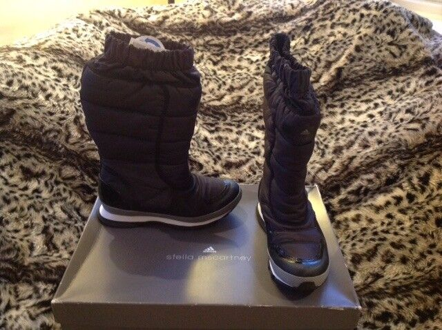 BNWT WOMEN ADIDAS KATTEGAT STELLA MCCARTNEY Winter Boots Shoes UK 5 EU 38 US 6.5 - Collect Guildford