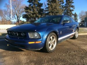 2006 Ford Mustang, PONY-PKG, 5/SPD, LOADED, $3,500