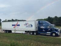 AZ Truck Driver  ON/PQ OR USA Runs