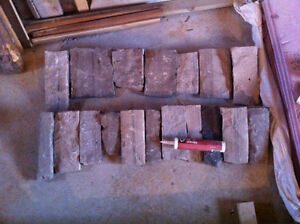 1/2 Price Building Materials - Natural cut stome