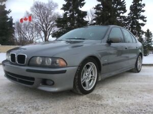 2003 BMW 530i, M///-PKG, AUTO, LEATHER, ROOF, CLEAN, $7,700