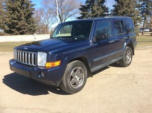 2006 Jeep Commander, AUTO, 4X4, LOADED, $4,700