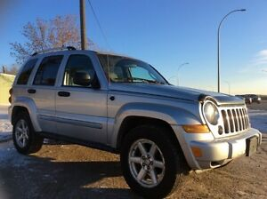 2006 Jeep Liberty, LIMITED-Pkg, AUTO, 4X4, LOADED, $6,500
