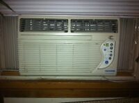 Fedders 10,000 BTU Remote Window Air Conditioners (4)