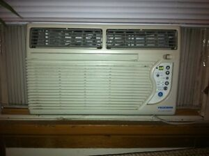 Sunbeam Window Air Conditioner.