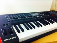 NOVATION 49 IMPULSE KEYBOARD