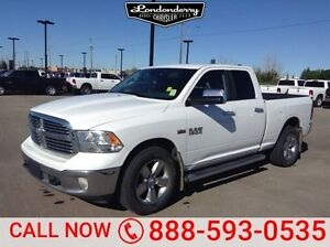 2014 Ram 1500 4WD QUADCAB SLT Accident Free,  Bluetooth,  Remote