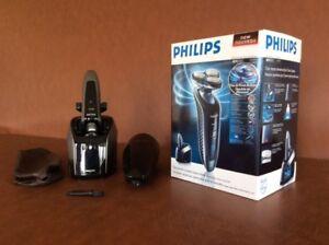 Rasoir électrique, rechargeable, Philips Arcitec