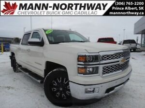 2014 Chevrolet Silverado 1500 LTZ | Leather, Remote Start, Heate