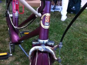 3-speed Vintage CCM Calico Girl's Bike - $150 (East Van)