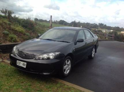 2005 Toyota Camry Sedan SPORTIVO AUTOMATIC Mount Gambier Grant Area Preview