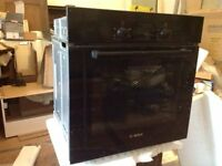 Electric integrated Multifunction BOSH Oven Energy rating A / BRAND NEW
