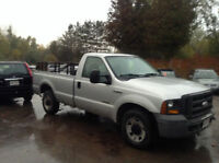 Work truck 6.0 diesel auto 2005 2wd 8' box Lic/inspected $5500.0