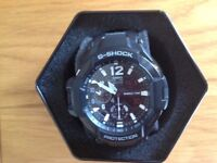 Casio G Shock GA1100-1AER almost perfect used condition.