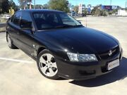 2005 Holden Commodore VZ Lumina Black 4 Speed Automatic Sedan Morayfield Caboolture Area Preview