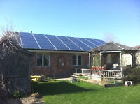 microFIT SOLAR...earn up to $90,000 income when you BUY a system