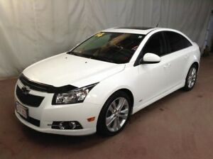 2014 Chevrolet Cruze RS Leather/Sunroof