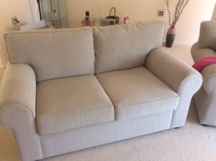 2 x 2 Seater lounges Erina Gosford Area Preview