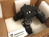 Manfrotto 405 PRO Geared Tripod Head. _ New, unused