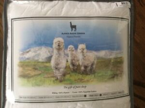 Alpaca Duvet, King size