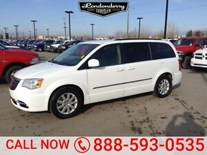 2014 Chrysler Town & Country TOURING STOW&GO Back-up Cam,  Bluet