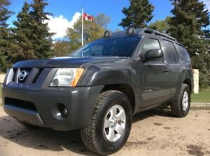 2008 Nissan Xterra, OFF ROAD-PKG, AUTO, 4X4, LOADED, CLEAN SUV!