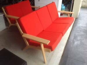 scandinavian style sofa Newport Pittwater Area Preview