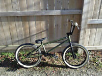 Like New Norco Brigade BMX One month old.