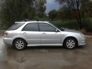 2006 Subaru Impreza MY06 2.0I Luxury (AWD) Silver 4 Speed Automatic Hatchback Laverton Wyndham Area Preview