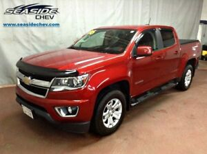 2016 Chevrolet Colorado 4WD LT, CREW CAB