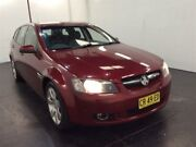 2009 Holden Commodore VE MY09.5 International Burgundy 4 Speed Automatic Sportswagon Cardiff Lake Macquarie Area Preview