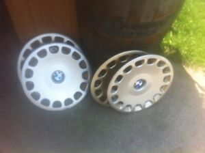 BMW Wheel caps and Mats $35