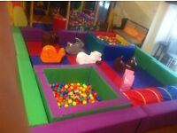 SOFT PLAY BARRIER