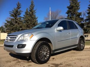 2006 Mercedes Benz ML500, AUTO, AWD, LEATHER, ROOF, $10,500