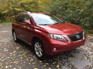 2012 Lexus RX350 low mileage/like-new