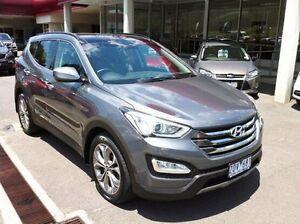 2013 Hyundai Santa Fe DM MY13 Highlander Silver 6 Speed Sports Automatic Wagon Berwick Casey Area Preview