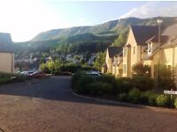 Beautifully Presented furnished 2 bed flat in Strathblane