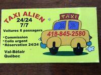 Recherche chauffeur de taxi
