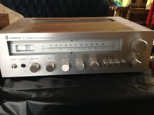 Sherwood S7250 Stereo Receiver